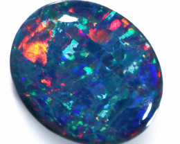 Gem Opal Triplet  12x10 mm  Code CCC 2511