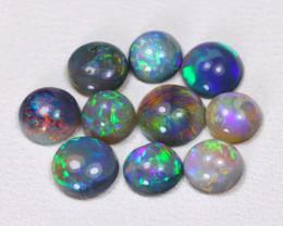 2.13 Cts Australian  Lightning Ridge Black & Semi black  Opals  CCC 2076