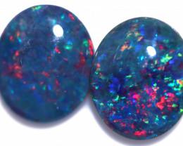 Gem Opal Triplet  12x10 mm  Code CCC 2518