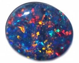 Gem Opal Triplet  12x10 mm  Code CCC 2519