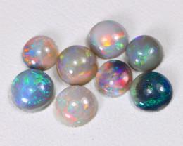 2.08 Cts   Lightning Ridge Black & Semi black  Opals  CCC 2100