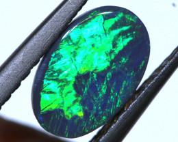 N3 - 1    cts    black opal stone lightning ridge TBO-A2982