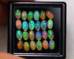 4.26Ct Natural Ethiopian Welo Opal Lot JA2483