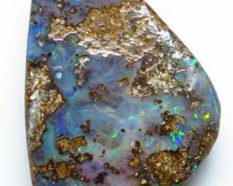 5.15ct Australian Boulder Opal Stone