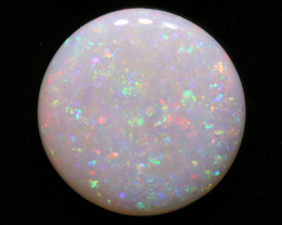 3.89 CTS  12 X 12   COOBER PEDY WHITE OPAL CUT PARCEL LO- 6595