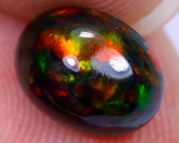 1.17cts Natural Ethiopian Welo Smoked Opal / HM2272