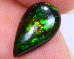 1.40cts Natural Ethiopian Welo Smoked Opal / HM2280