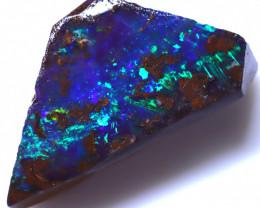 8.73 Carats  Boulder Opal  Rub ANO-1538
