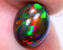 1.44cts Natural Ethiopian Welo Smoked Opal / HM2301