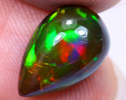 1.84cts Natural Ethiopian Welo Smoked Opal / HM2303