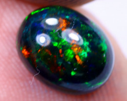 1.41cts Natural Ethiopian Welo Smoked Opal / HM2304
