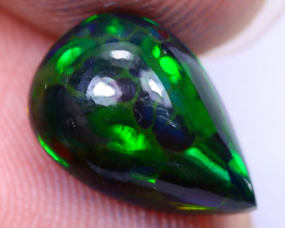 2.10cts Natural Ethiopian Welo Smoked Opal / HM2306
