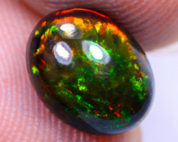 1.27cts Natural Ethiopian Welo Smoked Opal / HM2310