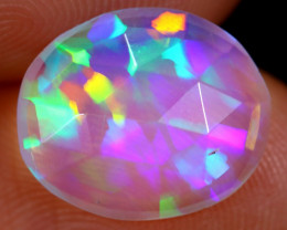 Rose Cut 1.92cts Natural Ethiopian Welo Opal / NY1594