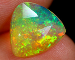 Rose Cut 2.04cts Natural Ethiopian Welo Opal / NY1602