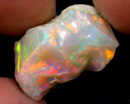 7cts Natural Ethiopian Welo Rough Opal / WR6869