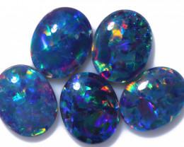 9.00 Cts   Parcel 5 Australian Triplet  Opals CCC 2566