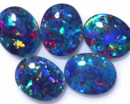 9.00 Cts   Parcel 5 Australian Triplet  Opals CCC 2569