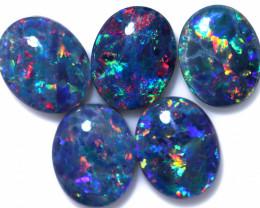9.00 Cts   Parcel 5 Australian Triplet  Opals CCC 2572