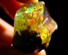 74cts Ethiopian Crystal Rough Specimen Rough / CR3520