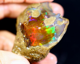 229cts Ethiopian Crystal Rough Specimen Rough / CR3525