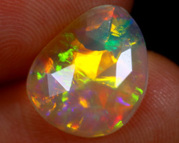 Rose Cut 2.18cts Natural Ethiopian Welo Opal / NY1617