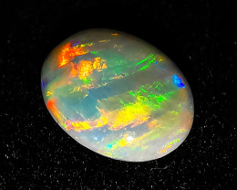 Coober Pedy Australia - Calibrated Solid Crystal Opal - 0.7 cts