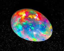 Coober Pedy Australia – Calibrated Gem Grade Crystal Opal – 0.58 cts