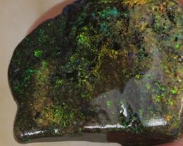 NO RESERVE!! #5-Rough Andamooka Matrix Opal [32561] 53FROGS