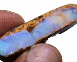 28.90cts boulder pipe opal rough DT-A4619