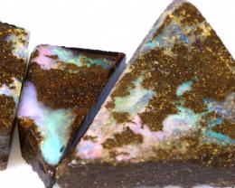 53.80 cts boulder opal rub parcel ado-7955