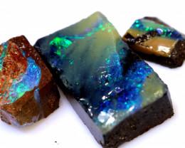 18.00 cts boulder opal rub parcel ado-7966