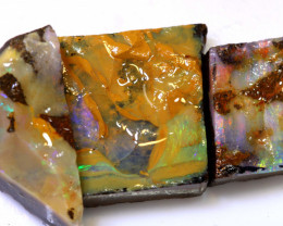 48.10 cts boulder opal rub parcel ado-7967