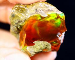 68cts Ethiopian Crystal Rough Specimen Rough / CR3552