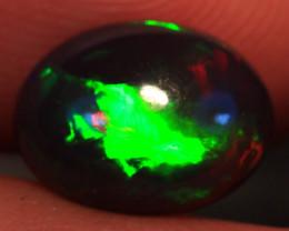 1.00 CT Top Quality Natural Welo Ethiopian Smoked Opal-BO115