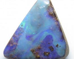 3.68ct Australian Boulder Opal Stone