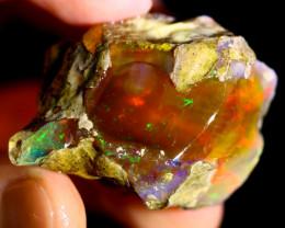 110cts Ethiopian Crystal Rough Specimen Rough / CR3586