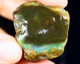 92cts Ethiopian Crystal Rough Specimen Rough / CR3589