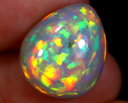 11.01cts Natural Ethiopian Welo Opal / BF6302