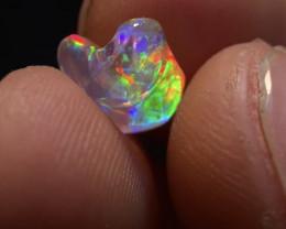 1.790ct Mexican Crystal/Contraluz Opal (OM)
