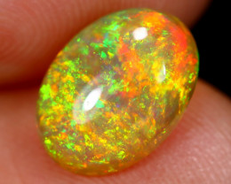 1.55cts Natural Ethiopian Welo Opal / BF6331