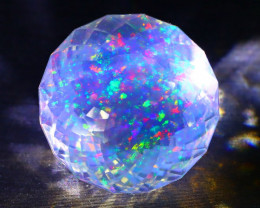 ContraLuz 11.83Ct Precision Master Cut Very Rare Species Opal DT002