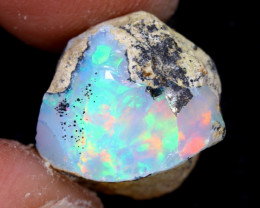 7cts Natural Ethiopian Welo Rough Opal / WR6910