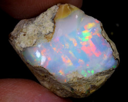15cts Natural Ethiopian Welo Rough Opal / WR7000