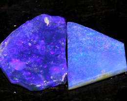 4.25cts Lightning Ridge Crystal Opal Rub Parcel DT-A4649
