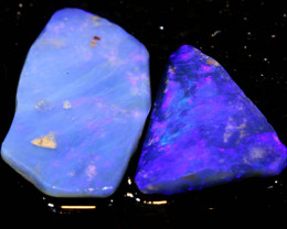 6.45cts Lightning Ridge Crystal Opal Rub Parcel DT-A4651