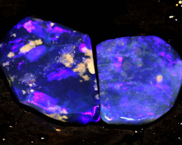 5.25cts Lightning Ridge Crystal Opal Rub Parcel DT-A4653