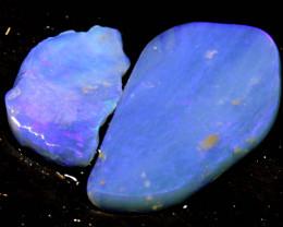 6.90cts Lightning Ridge Crystal Opal Rub Parcel DT-A4655