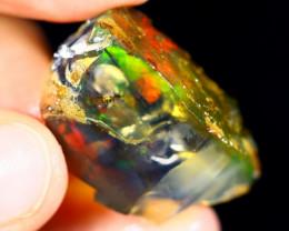 26cts Ethiopian Crystal Rough Specimen Rough / CR3610