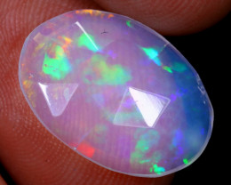 Rose Cut 2.07cts Natural Ethiopian Welo Opal / NY1743